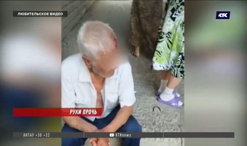 В Актобе по подозрению в растлении задержан 75-летний пенсионер
