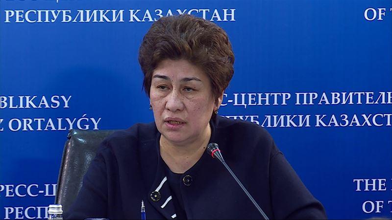 Министр образования прокомментировала смерть школьницы в столичном ТРЦ