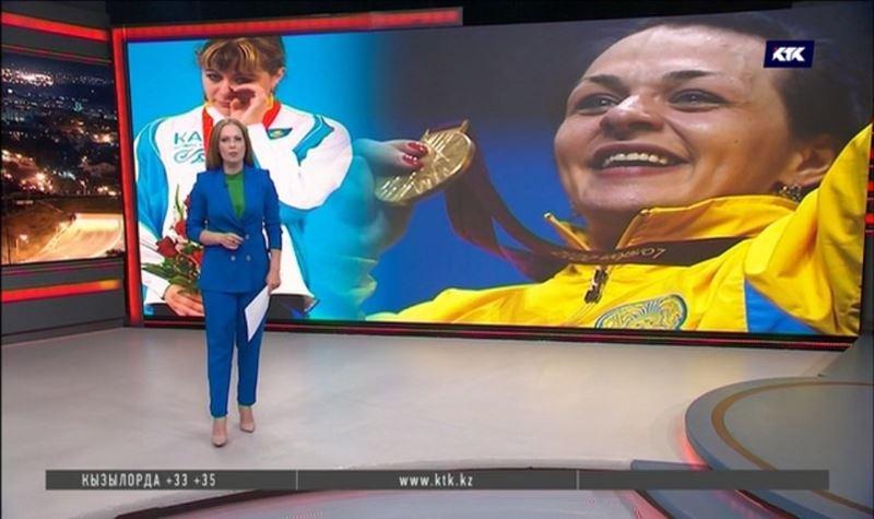 Две казахстанские спортсменки расстались с олимпийскими медалями