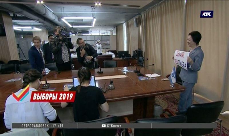 Дания Еспаева поделилась планами с российскими журналистами