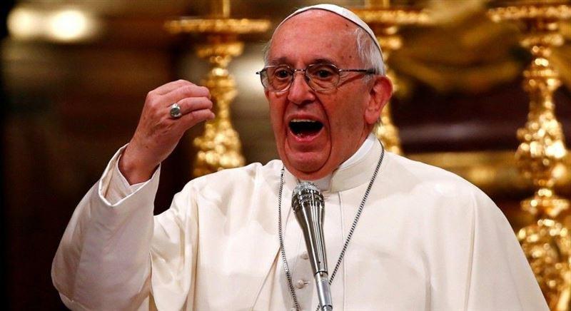 Папа Римский отредактировал молитву «Отче наш»
