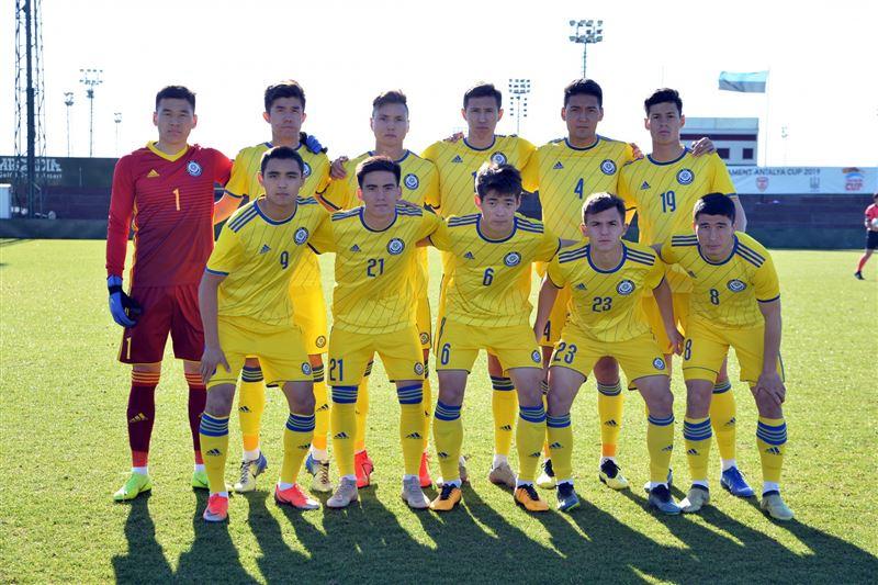 Казахстанская сборная одержала победу в отборочном матче ЕВРО-2021