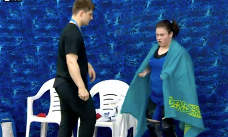 Ауыр атлетикадан әлем чемпионатында Дарья Ахмерова алтын еншіледі