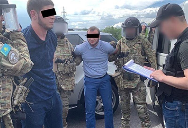 КНБ обезвредил ОПГ, торговавшую оружием и взрывными устройствами