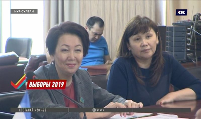 Дания Еспаева рассчитывает на казахстанских женщин