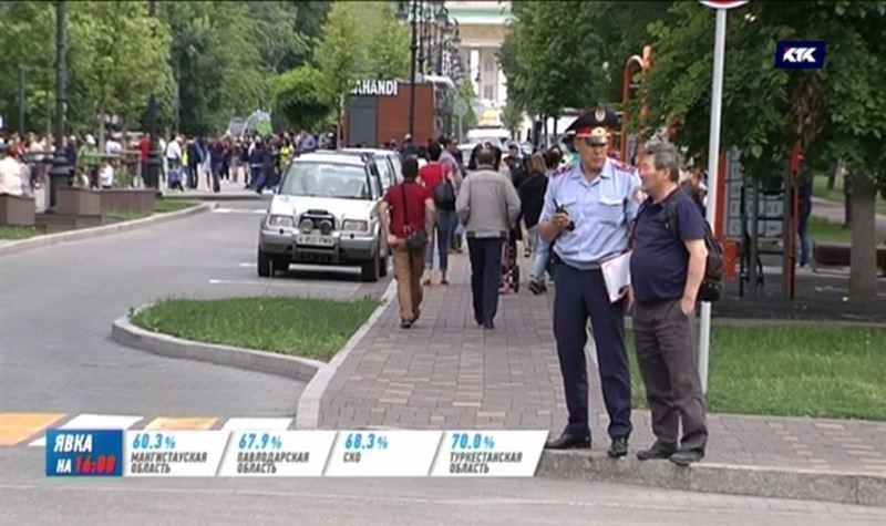 Устроенные митинги были несанкционированными, пояснили в МВД