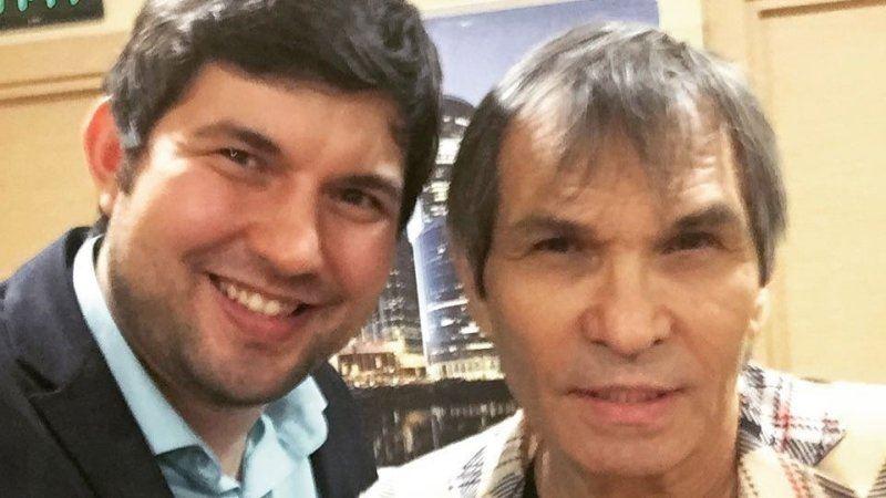Сын Алибасова заявил об осложнениях у отца