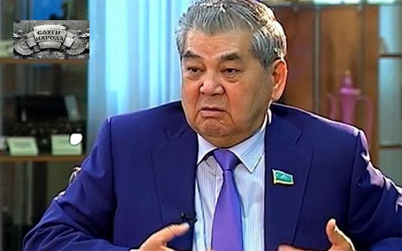 Куаныш Султанов, член Комитета по международным делам, обороне и безопасности, доктор политических наук