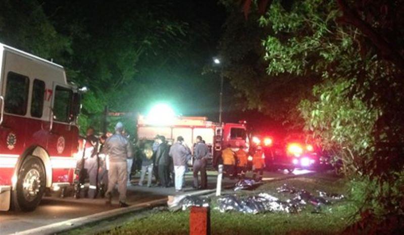 СМИ: в Бразилии 17 человек погибли в ДТП с туристическим автобусом