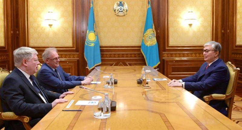Посол России в Казахстане передал поздравления Токаеву от Путина