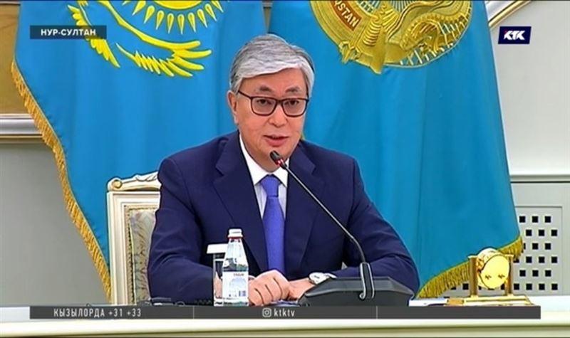 Митинги, блокировка соцсетей, строительство АЭС – Токаев ответил на вопросы журналистов