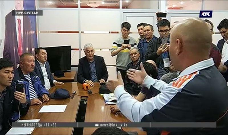В штабе Амиржана Косанова рассорились из-за результатов