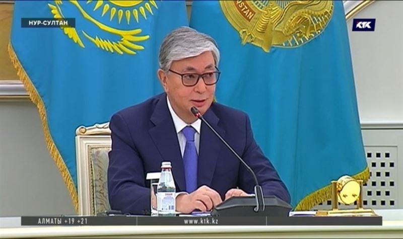 Токаев: «Отношусь к докладу ОБСЕ абсолютно спокойно, знаю всю эту кухню»