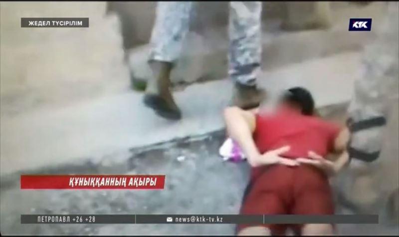 Жамбыл облысында есірткі саудасымен айналысқан азамат ұсталды