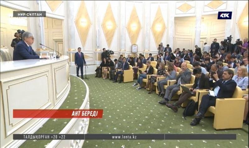 Тоқаевтың инаугурациясына шетел президенттері шақыртылмаған