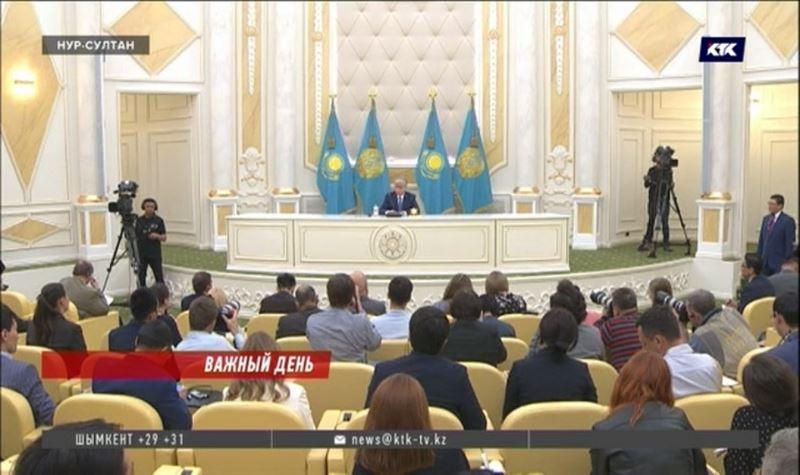 Казахстан готовится к инаугурации президента Токаева