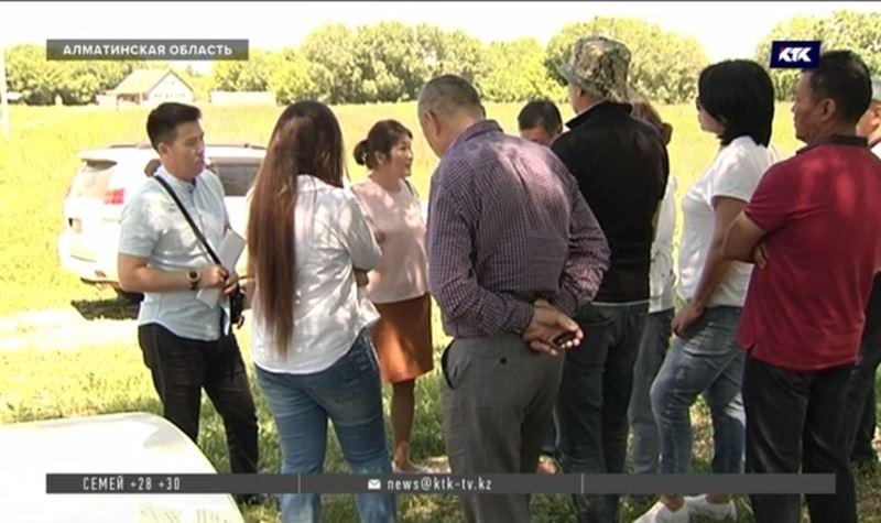 Прокуратура судится с фермерами и акиматом из-за земли
