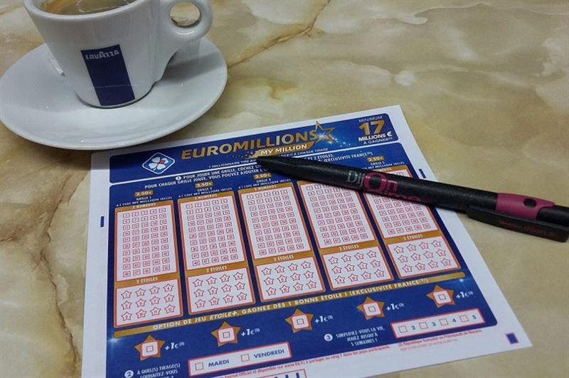 Британдық лотереядан 123 млн фунт ұтты
