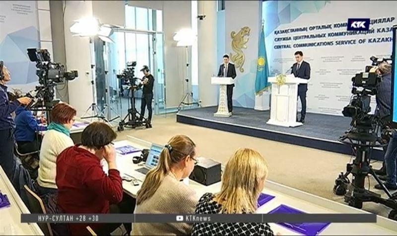 Акимы Нур-Султана, Алматы и Шымкента стали и. о.