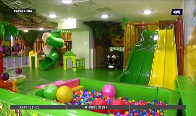 7-летняя девочка умерла на игровой площадке ТРЦ в Караганде
