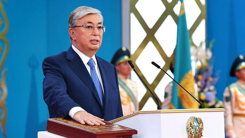 Полный текст выступления Касым-Жомарта Токаева на церемонии инаугурации