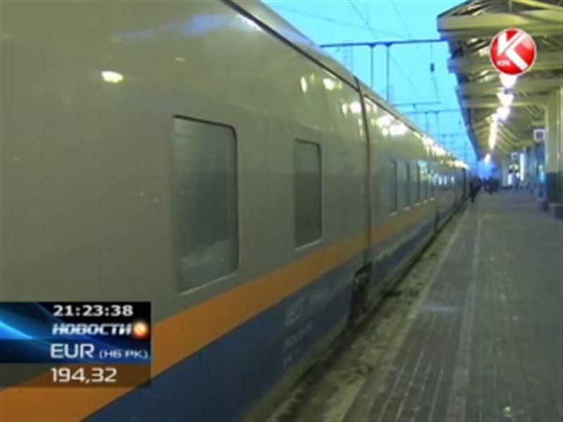 Сошел с рельсов один из вагонов пассажирского поезда «Тальго»
