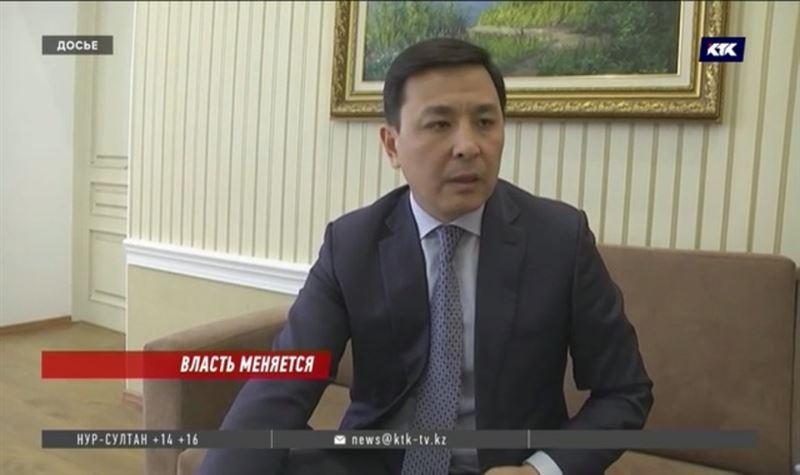 Проблемы столицы теперь будет решать Алтай Кульгинов
