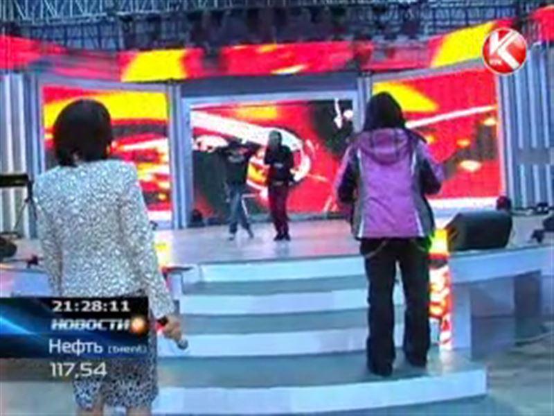 В Алматы готовятся к съемкам реалити-шоу «Мама миа»