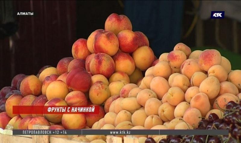Привозные фрукты, напичканные нитратами, изъяты и подлежат уничтожению
