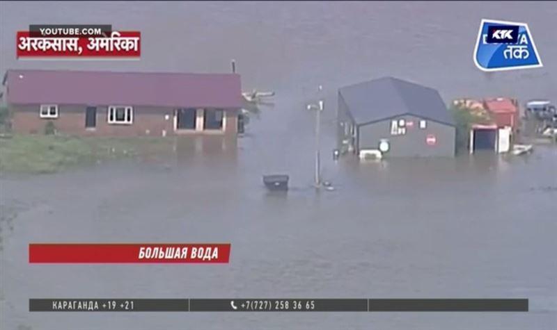 Стихийное бедствие обрушилось на центральную часть Индонезии