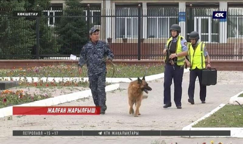 Көкшетауда прокурорлар бір дүрлігіп қалды