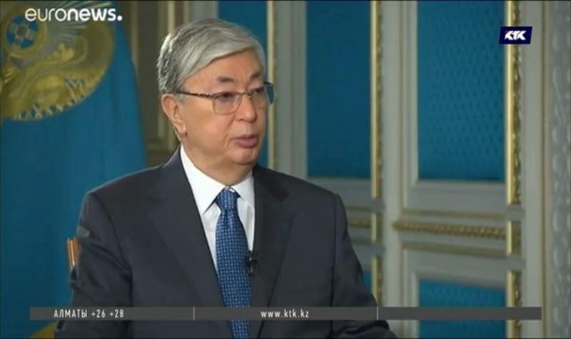 Президент Токаев высказался о недавних митингах