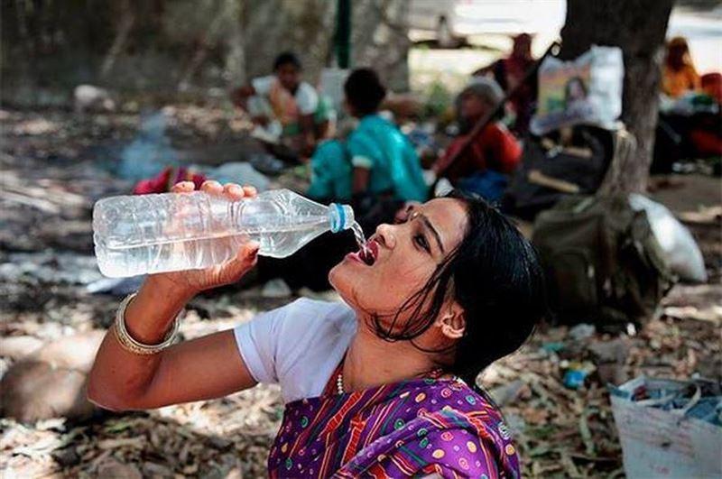 Около 30 человек в Индии погибли из-за теплового удара