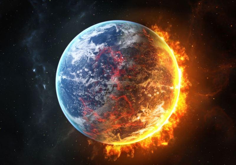 Названы 4 наиболее вероятных сценария конца света
