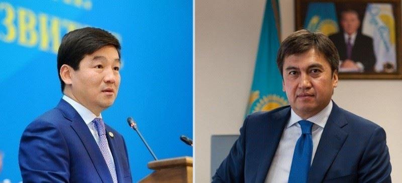 Алматы, Шымкент қалалары және өзге облыс әкімдері тағайындалды