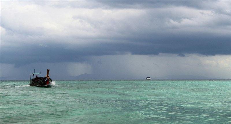 60 жастағы қария 4 күн бойы ашық теңізде қалып қойған