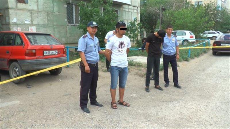 Вооруженных налетчиков нашли по горячим следам в Актобе