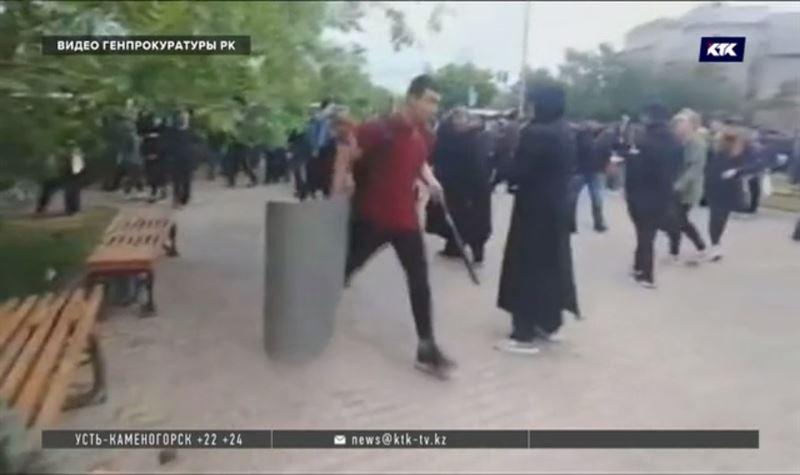 Глава МВД привёл новые цифры по прошедшим в стране митингам