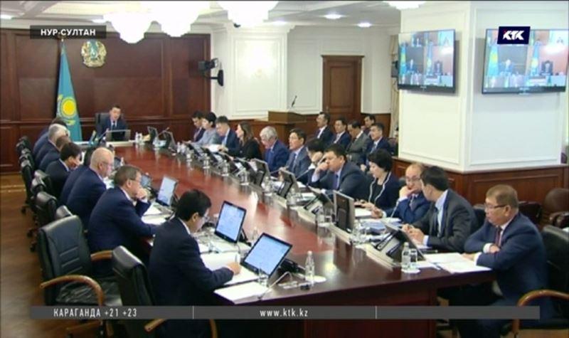 Обновлённое правительство провело первое заседание