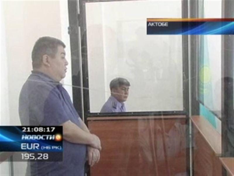 Подполковник Мурзабеков начал давать показания