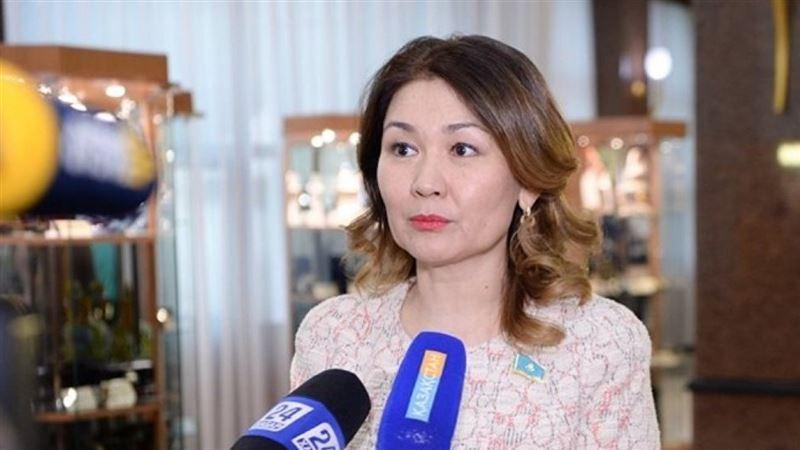 Полномочия депутата Анар Жаилгановой прекращены досрочно