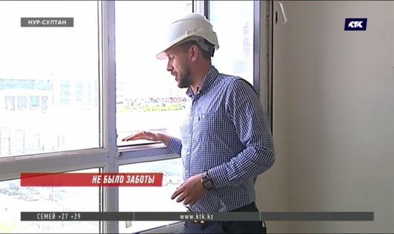 Строителей могут обязать обеспечивать безопасность окон в многоэтажках