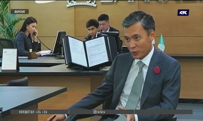 Экс-банкиру Жомарту Ертаеву вновь продлён арест