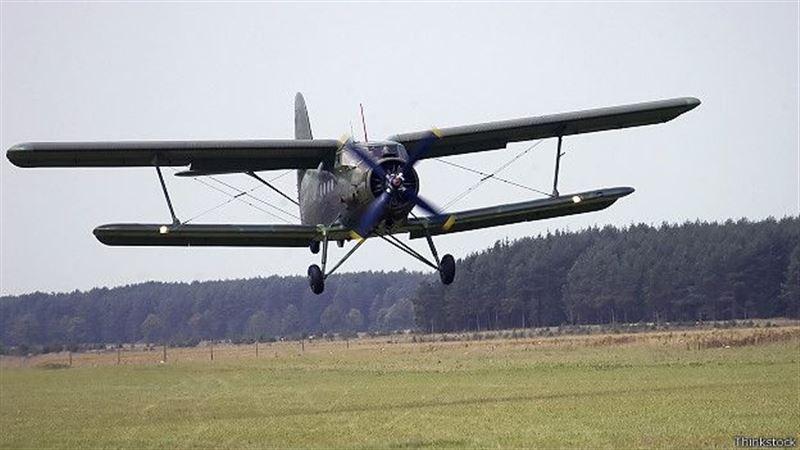 Самолет Ан-2 потерпел крушение в Акмолинской области