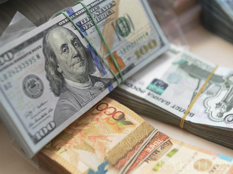 Дневные торги: доллар стоит 380,33 тенге