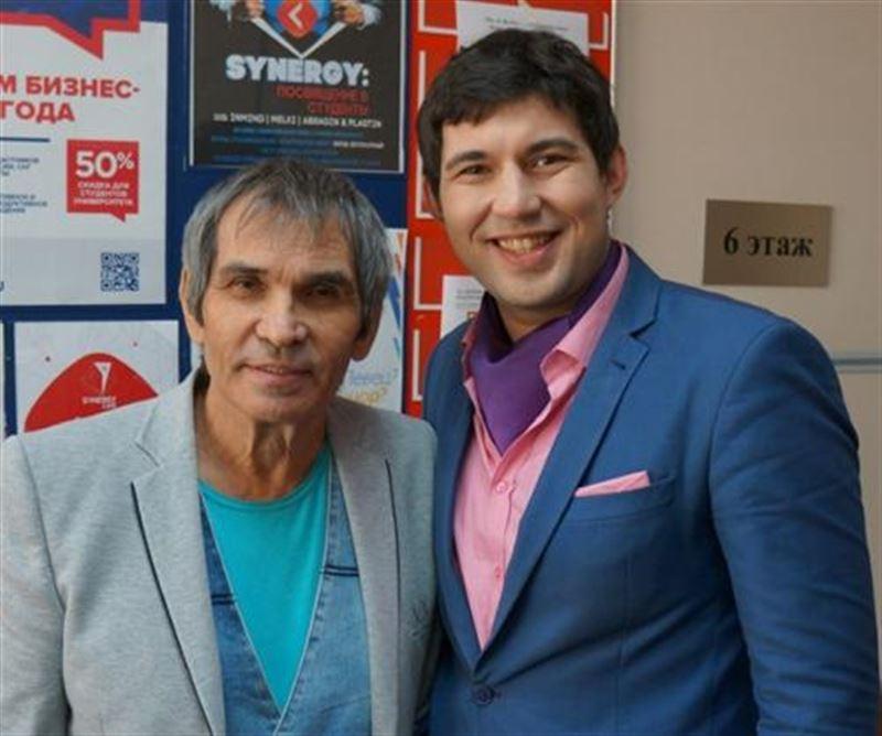 Бари Алибасов заявил, что лишает сына наследства