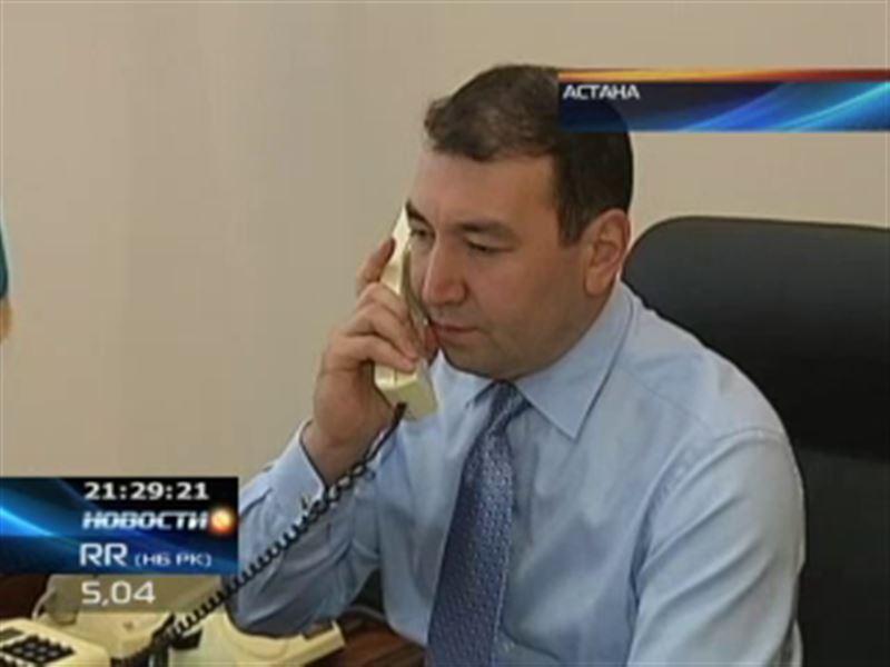 Президент заменил посла Казахстана в России