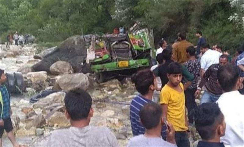 43 человека погибли в результате ДТП на севере Индии