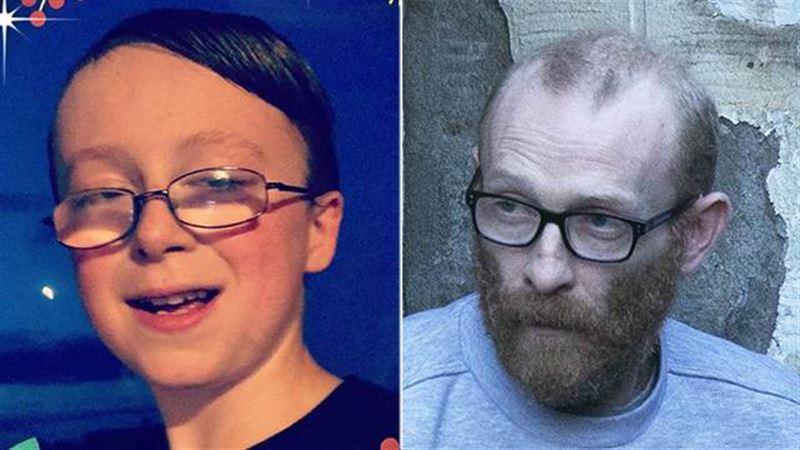 Ребенок попытался защитить сестру после того, как отец ударил его ножом 6 раз