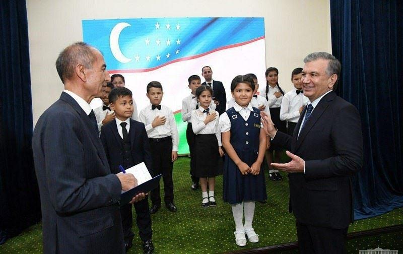 Президент өзіне ақыл айтқан 3-сынып оқушысына көлік сыйлады